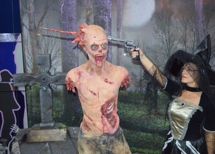 ¡Vive la fiesta de Halloween en el Museo de Cera de Madrid!