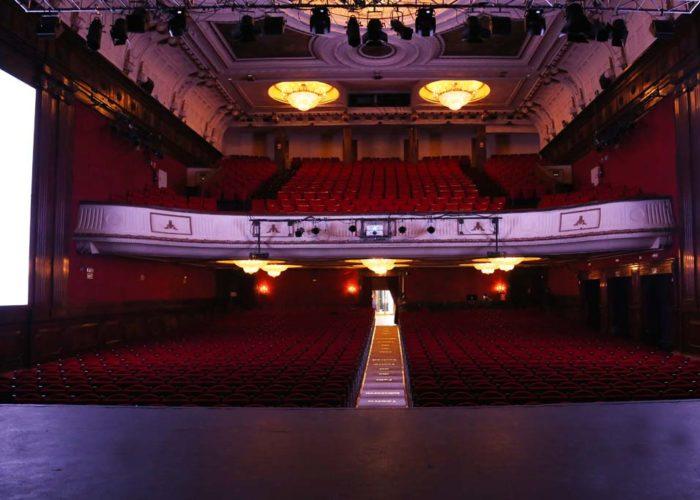 ¿Cuáles son los teatros más famosos de Gran Vía?
